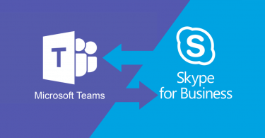 Microsoft Teams ve Skype Karşılaştırma 375x195 - Microsoft Teams vs Skype For Business 2020
