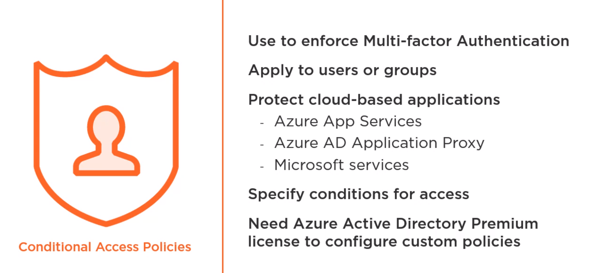 Azure MFA conditional Aceess - 10 Adımda Azure Multi-Factor Authentication (MFA)