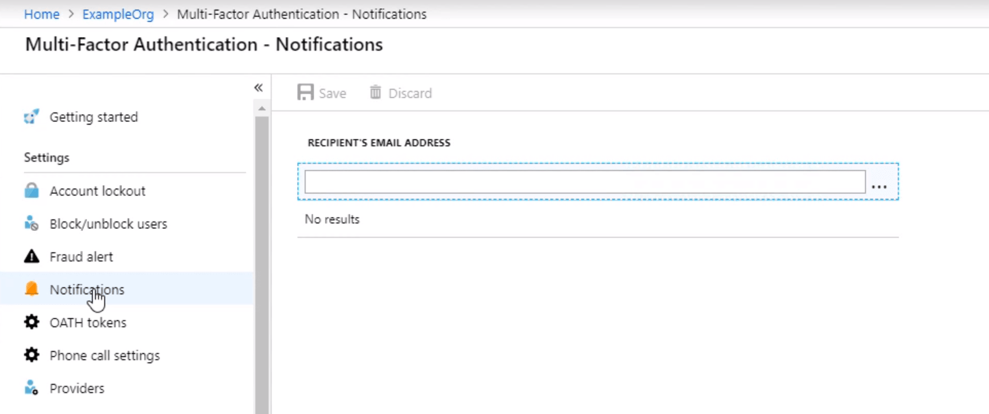 Multi Factor Authentication Notifications min - 10 Adımda Azure Multi-Factor Authentication (MFA)